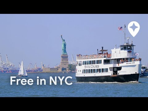 Free Things to Do in New York City - On My List, Ep. 1