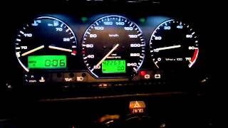 Электронная приборная панель c MFA VW Passat B3 (35i)  - ПУСК