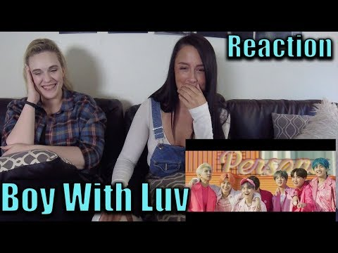 Boy With Luv Reaction!