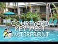 Hotel Review: Marriott Courtyard Key West Waterfront