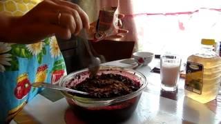 Аджика из черноплодной рябины, острый соус к мясу и рыбе.