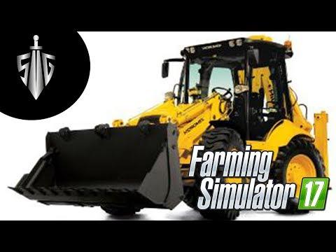 Kepçe Operatörü  I  Farming Simulator 17  #28