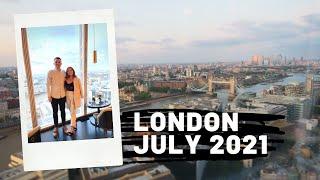 London July 2021