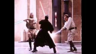 duel of the fates original film ost