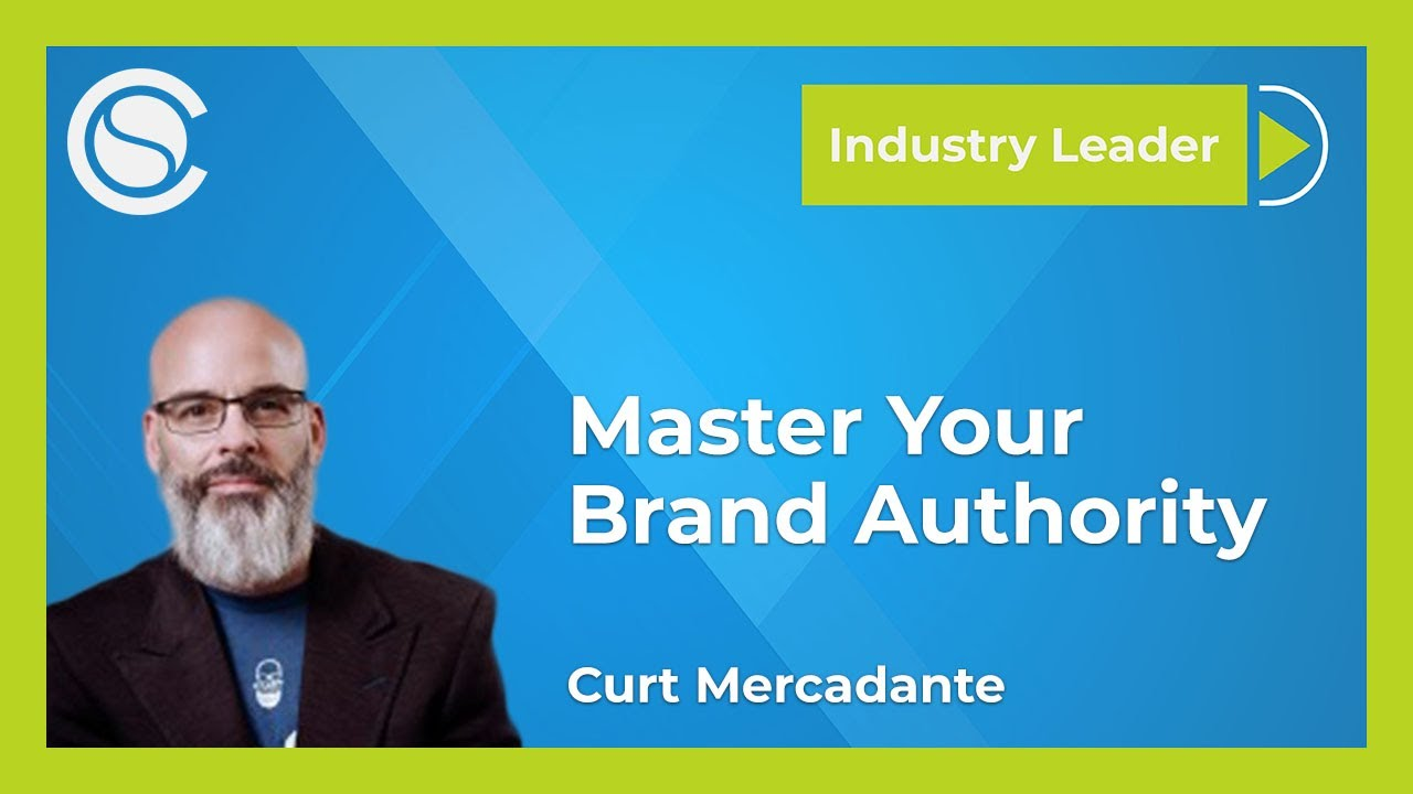 How to Master Your Brand Authority: Curt Mercadante on The Business Credit & Financing Show