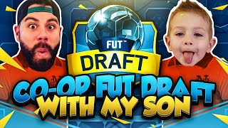 One of Nick28T's most viewed videos: ETHAN BUILDS ME A SICK FUT DRAFT!!! TOTY TIME?!? - FIFA 16 Ultimate Team