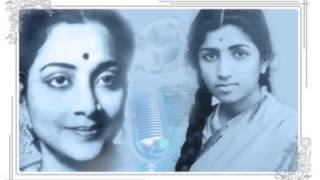 Geeta Dutt, Usha -  Laayi hoon raja : Baazigar (1959)