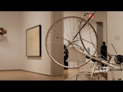 Jean Tinguely's Fire at MoMA | Lost Art
