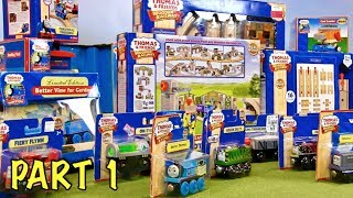 2018 Thomas Wooden Railway Unboxing Video - Part 1