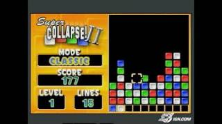 Super Collapse! II Game Boy Gameplay