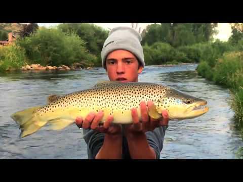 Utah River Fishing With Hookup Baits (Part 1)