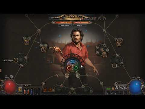 Path of Exile: Abyss - стрим 09/12
