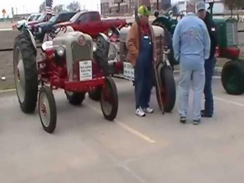 Denton County Antique Tractor Club - Tractor Supply #1