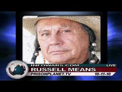 R.I.P. Russell Means Tribute , We Have Lost A True Revolutionary American Hero KnowTheTruthTV 2012