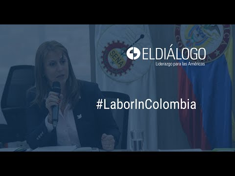 A Conversation with Colombia's Labor Minister