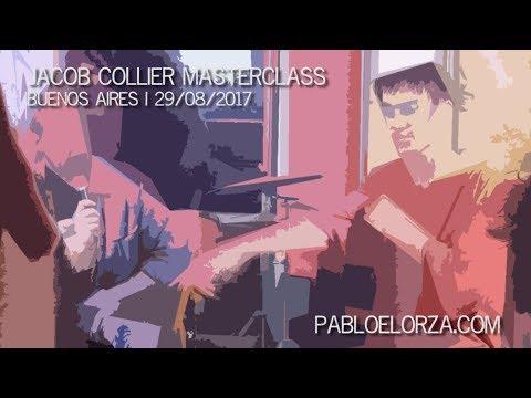Jacob Collier Masterclass | Buenos Aires | 29-08-2017