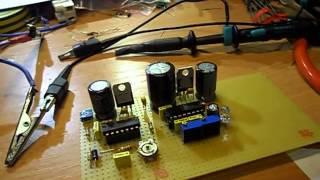 Строим генератор статических разрядов