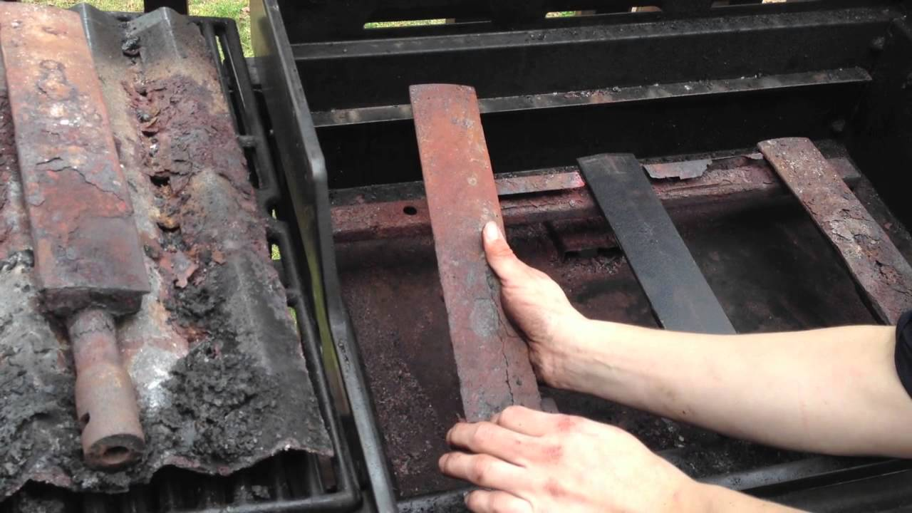 Replace Grill Part  Rail Style Burner  YouTube
