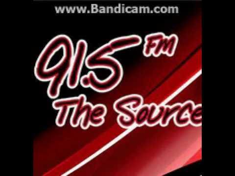 "KUNV ""91.5 The Source"" Station ID February 9, 2017 8:59pm"
