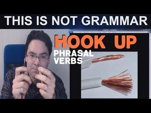to hook up slang