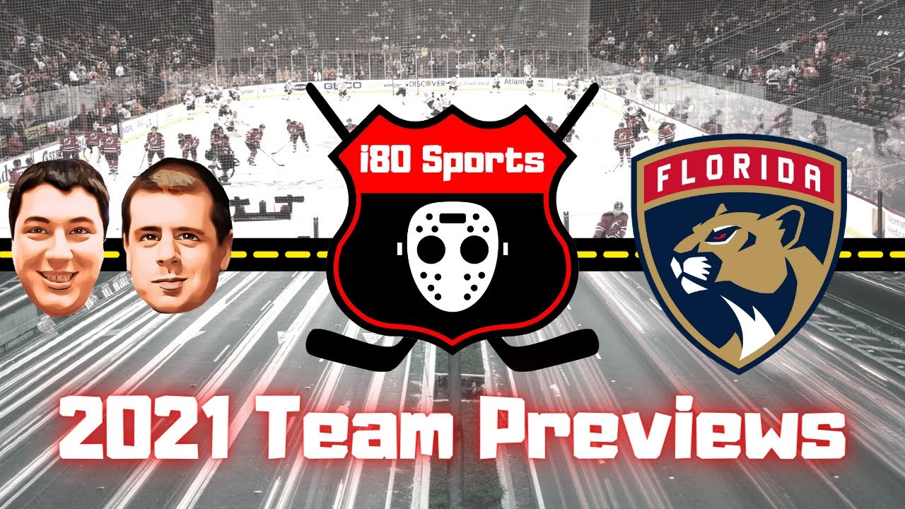NHL - Florida Panthers 2021/2022 Team Preview