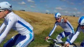 Team Novo Nordisk: Before The Big Race (Part 1)