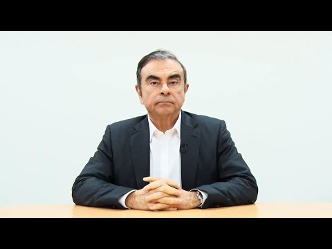 Carlos Ghosn's 5,400 Mile Escape to Beirut
