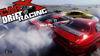 Погнали подымим В Дрифте Carx Drift Racing Online