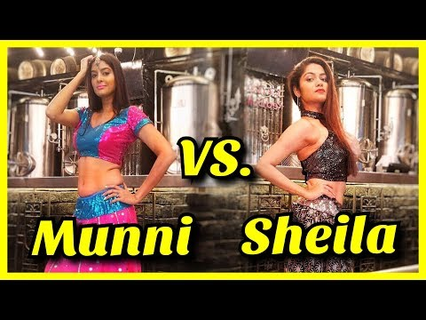 Munni Badnaam Hui VS. Sheila Ki Jawani  | Dance Off | feat. Live To Dance With Sonali