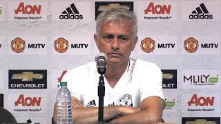 Jose Mourinho Press Conference Ahead Of LA Galaxy Match - Manchester United Tour 2017