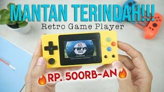 RETRO GAME PLAYER LDK 2.0, Mantap Bisa Maen Playstation, Super Nintendo Dan Banyak Lagi!! / Видео