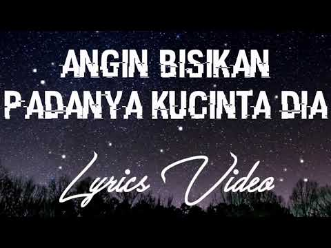 Lirik Lagu Angin Rindu - Sawal Crezz, Rhy'P, Velly COD, V Rap, R Boyz LYRICS