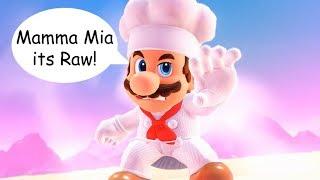 Super Mario Odyssey - Playthrough Part 8: Luncheon Kingdom