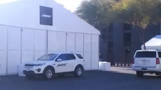 CES in Las Vegas: Bose audio.
