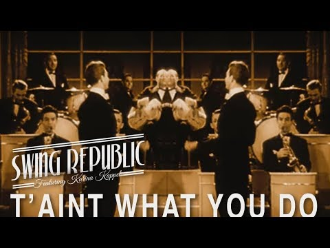 Swing republic feat. Mildred Bailey - T'aint what you do