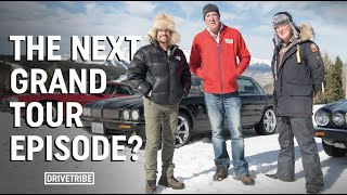 What happened to The Grand Tour special in Russia?