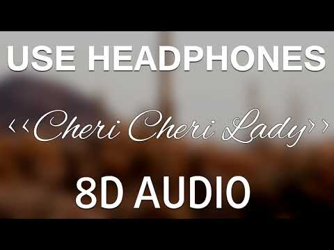 Modern Talking - Cheri Cheri Lady (8D AUDIO) 🎧