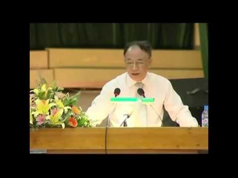 GS HOANG CHI BAO (Nguồn Youtube)