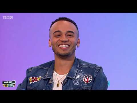 Aston Merrygold's security scare -Would I Lie to You? [HD][CC]