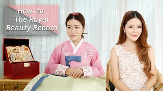 HOW-TO || The Royal Beauty Reborn || NinaBeautyWorld