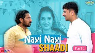 Nayi Nayi Shaadi || Apne Hyderabadi Dulhan Dulha || Shehbaaz Khan Comedy