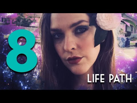 Life Path #8 in Numerology