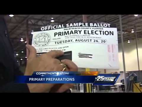Primary election polls open in South Florida