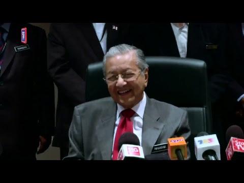 [LIVE] Sidang media PM Tun Dr Mahathir Mohamad pada Persidangan Anti Rasuah