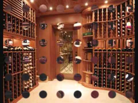 Interiores cavas de vino youtube - Cavas de vinos para casa ...