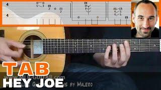 "Guitar Cover / Tab ""Hey Joe"" by MLR-Guitar"