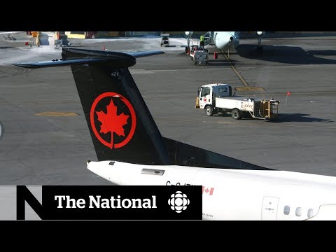 Air Canada Staff Trained To 'dupe' Passengers About Oversold Flights | CBC Go Public