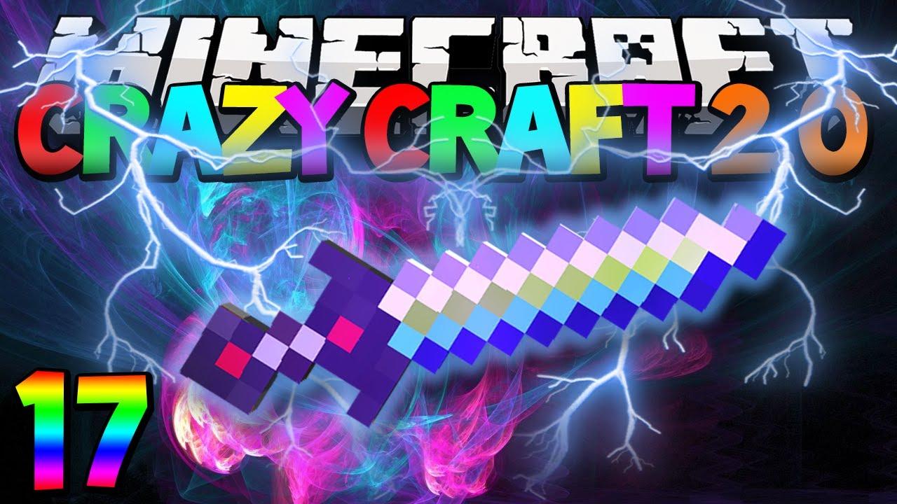 Crazy Craft   Mods