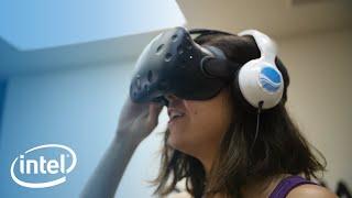 #SHEOWNSIT: Robyn Tong Gray Designs Emotion in VR | Intel