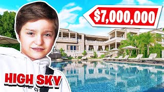 5 Youngest Fortnite Youtubers Who Are Millionaires!